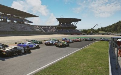 Dirka na Nurburgringu – SDP ACC